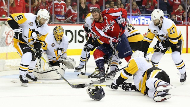 Capitals-Penguins Gave Us Everything We Wanted in Game 1