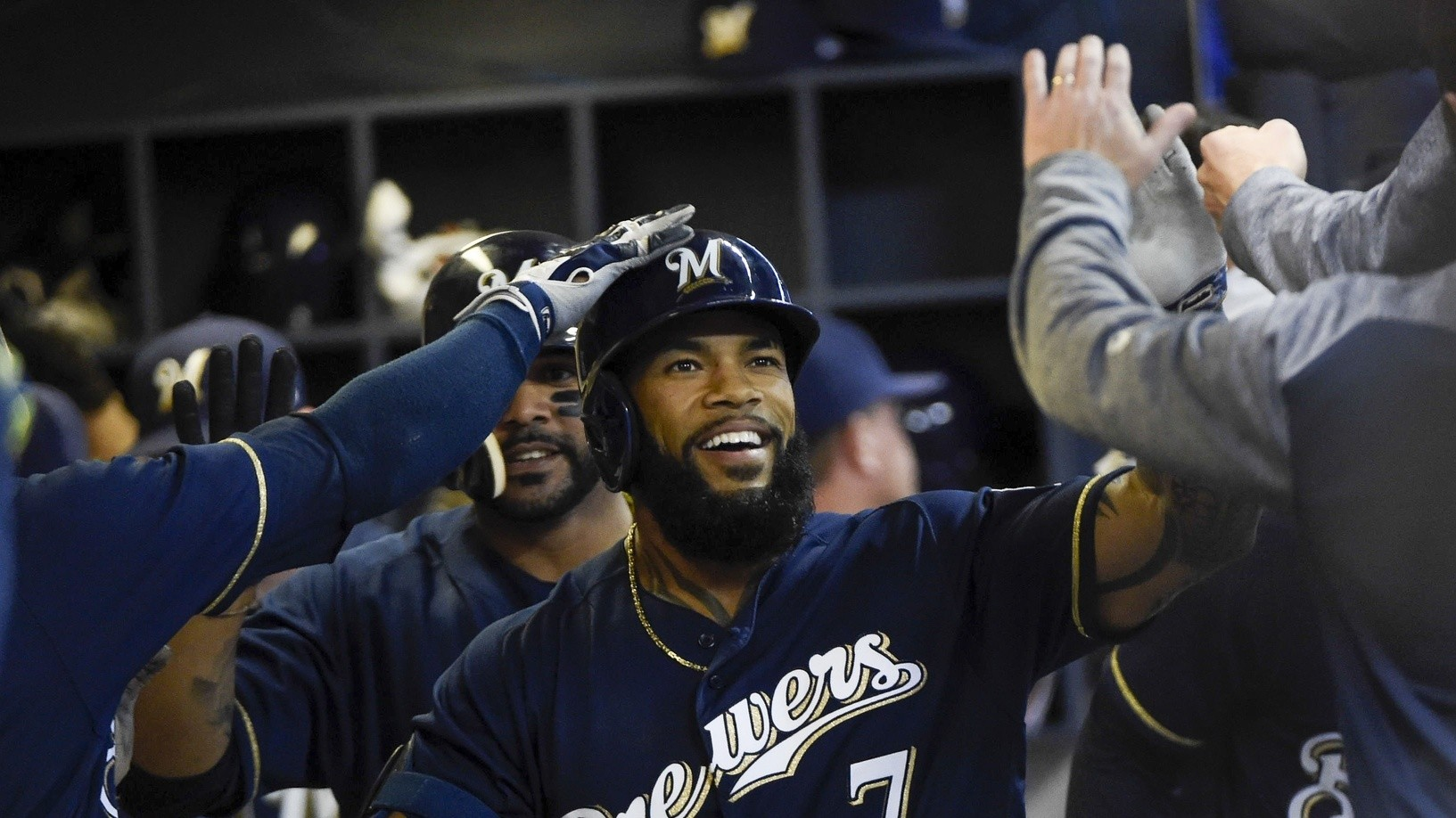 Eric Thames Has Plenty Of Urine: Yakkin' About Baseball
