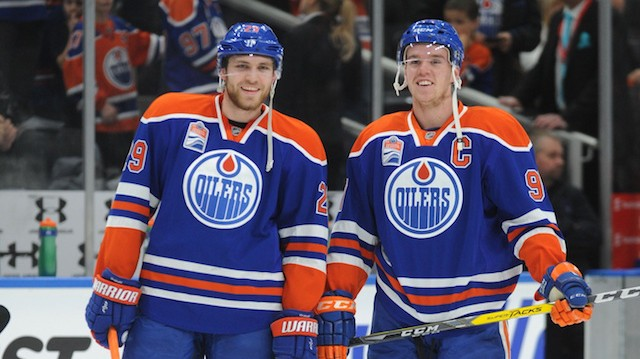 Leon Draisaitl's Size and Skill Is a Recipe for Playoff Success