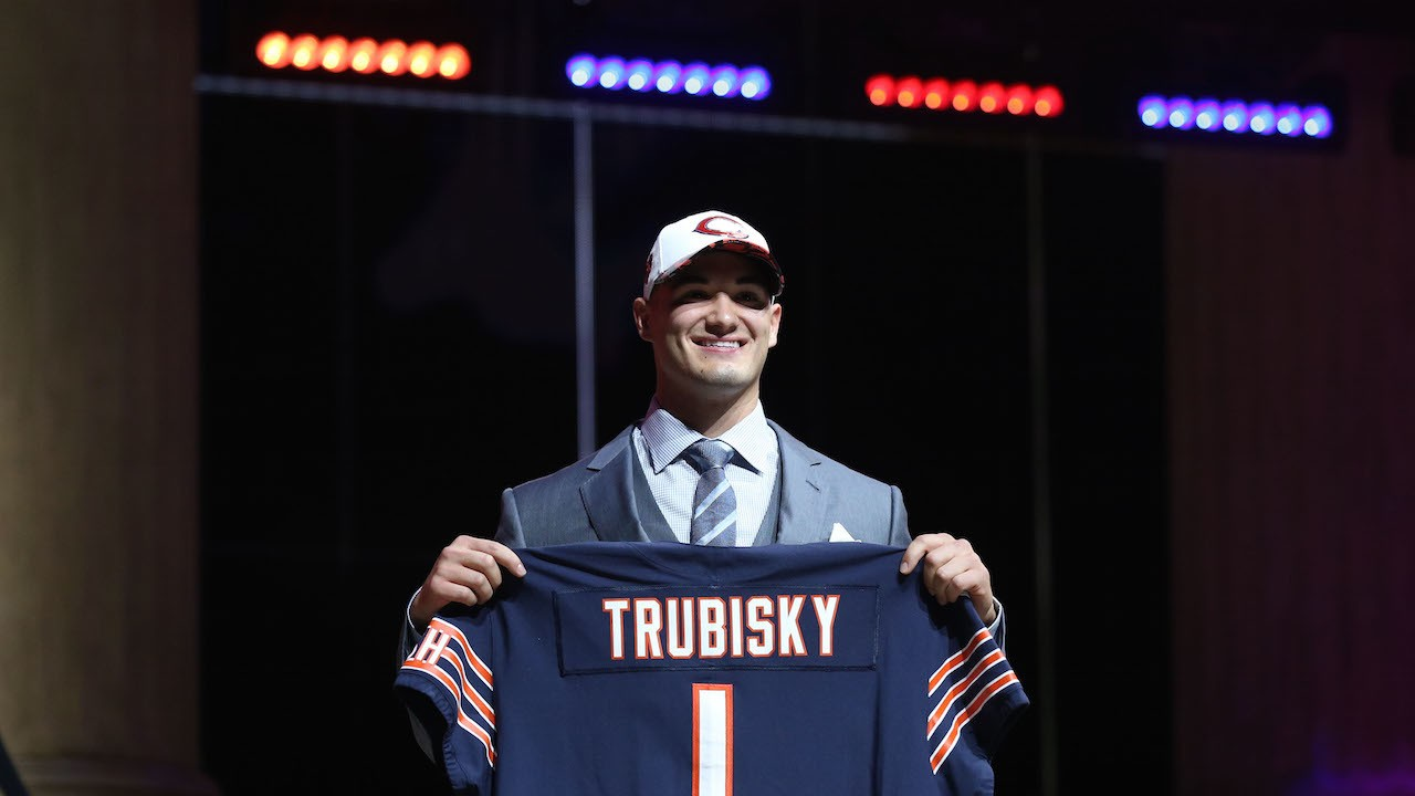 Mitchell Trubisky's Twitter Account is Insanely Good