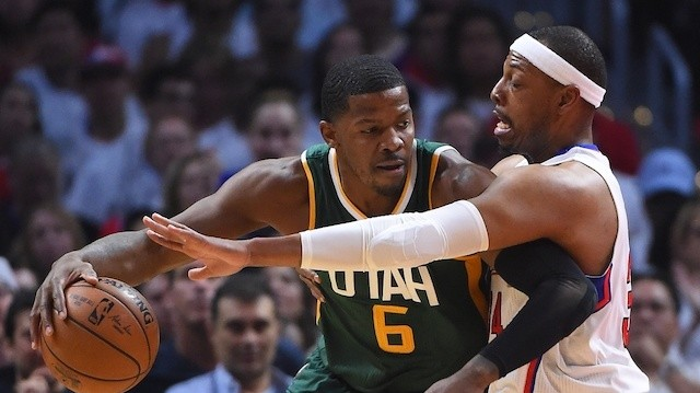The Utah Jazz Snuff Out the Lifeless Clippers at Staples Center, Advance to Round 2