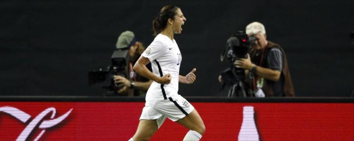 Stone Cold Weirdo Carli Lloyd Leads U.S. Into World Cup Final