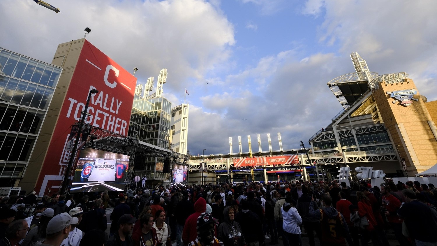 On Tuesday in Cleveland, Plenty of Reasons to Celebrate
