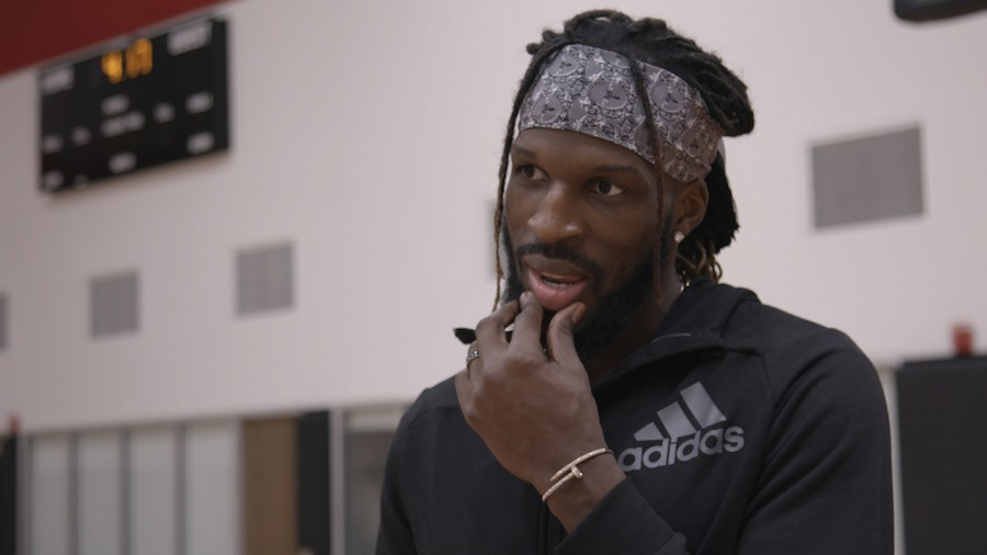 Popping Tags and Stopping the NBA's Best with DeMarre Carroll