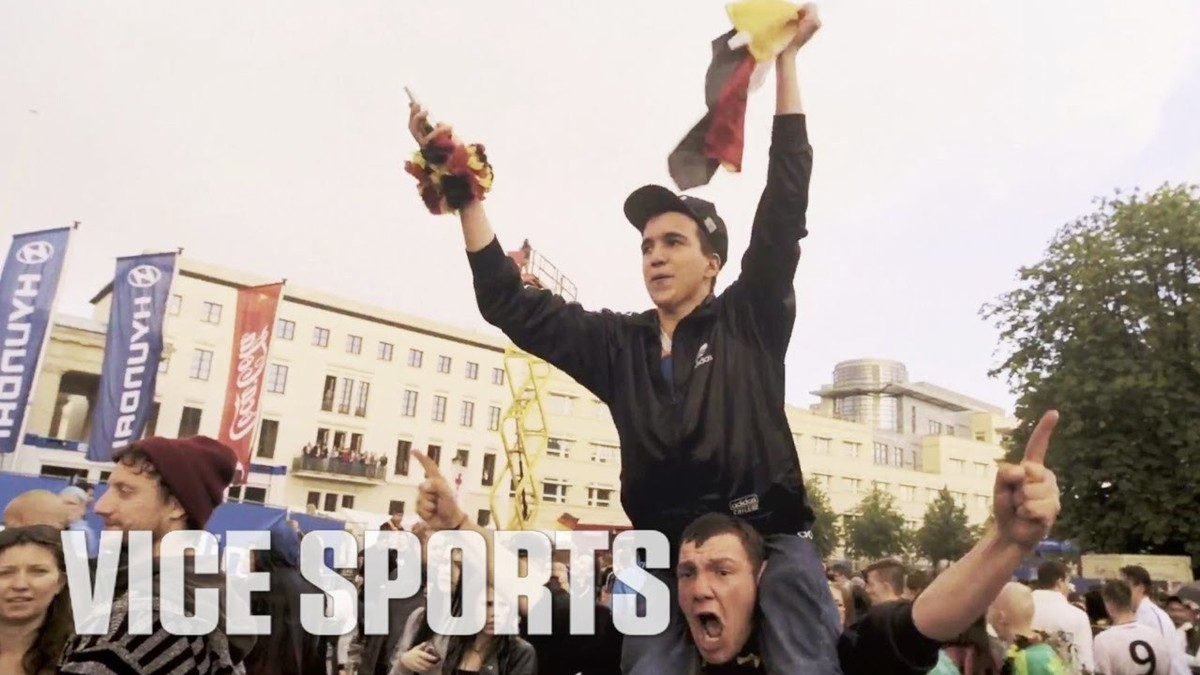 Kid Super Watches the World Cup in Berlin with German Ultras - VICE ...