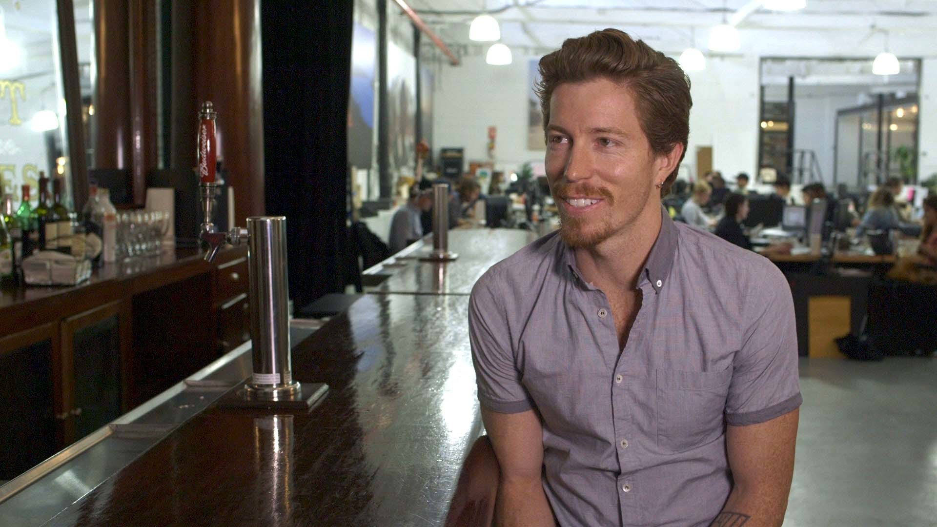 Shaun White's 'Whole Other Life'