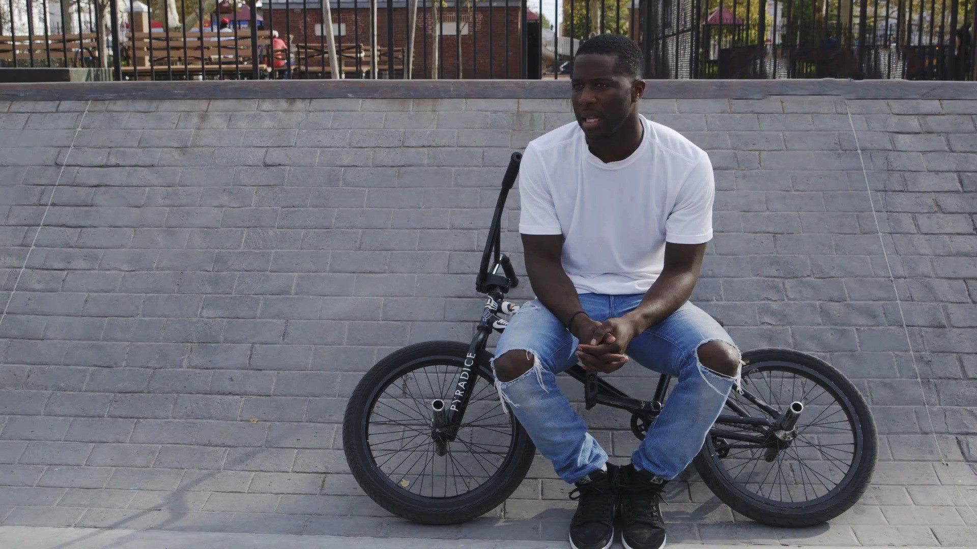 Nigel Sylvester on Breaking the Mold and Taking on BMX (Part 1)