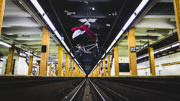 Nigel Sylvester on Breaking the Mold and Taking on BMX (Part 2)