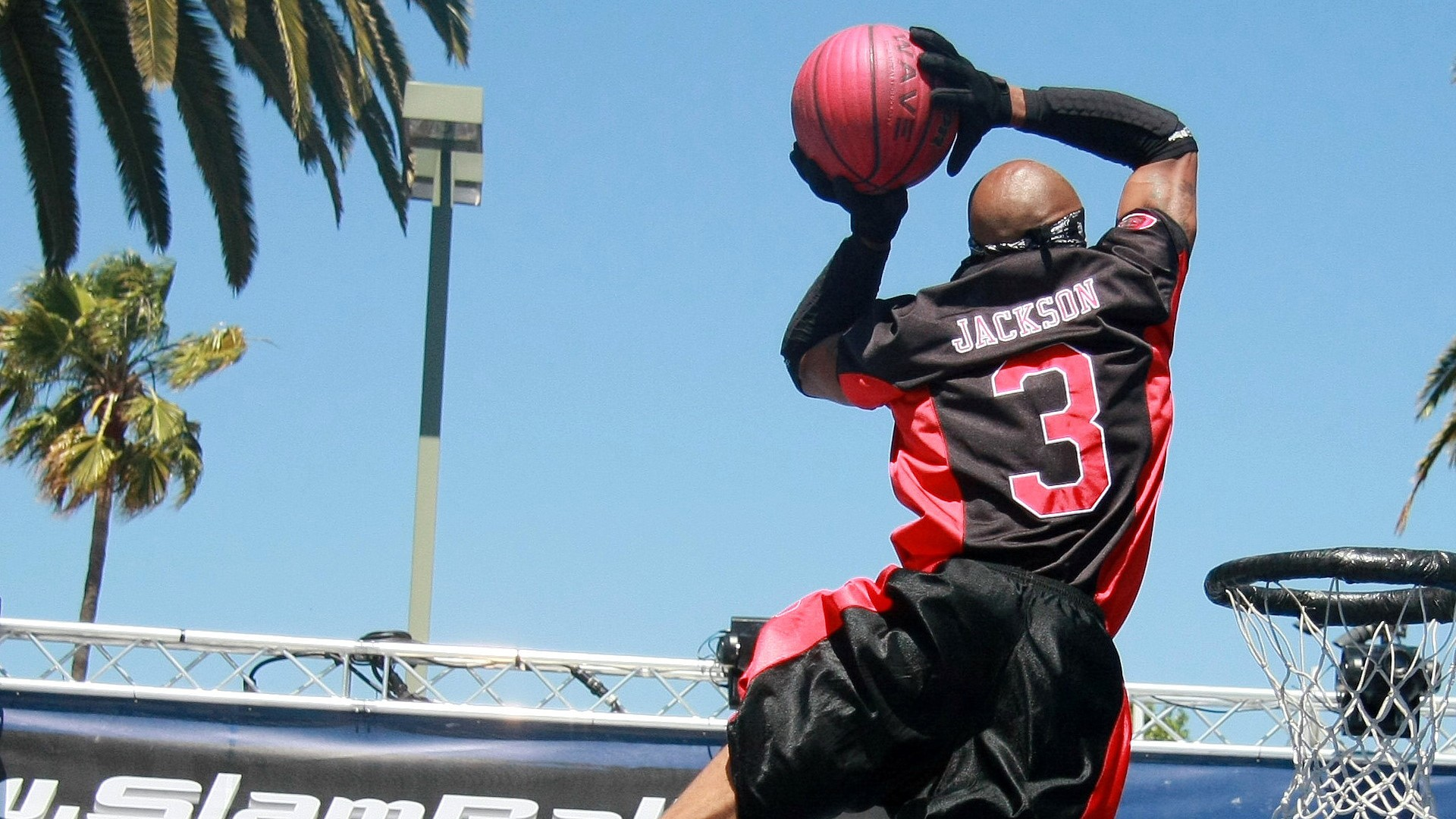 SlamBall is Alive in China
