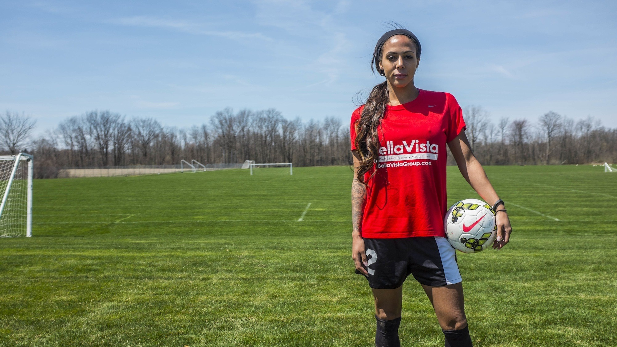 Sydney Leroux on Canada, The U.S., FIFA World Cup, and Artificial Turf