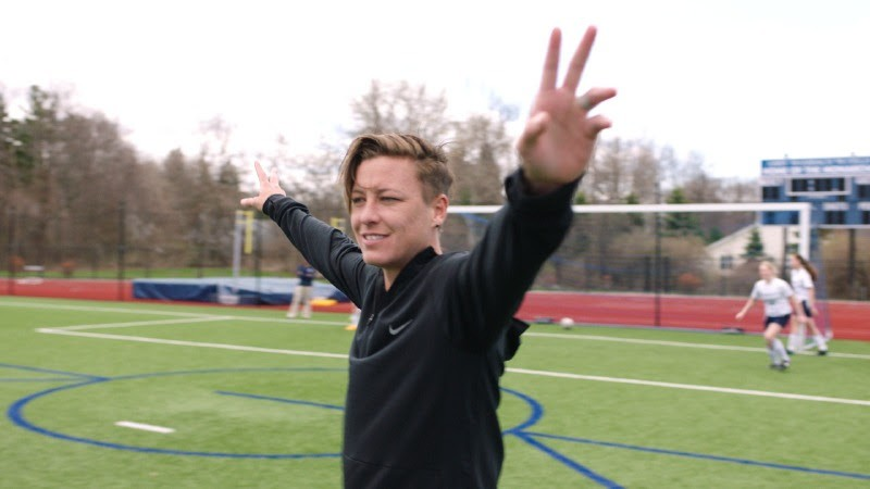 Coming Soon: Abby Wambach's Journey From Rochester to the World Stage