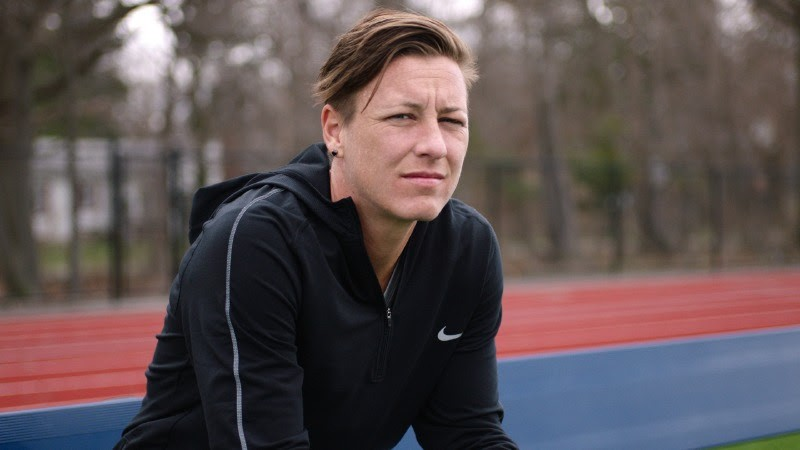 Abby Wambach's Journey From Rochester To The World Stage