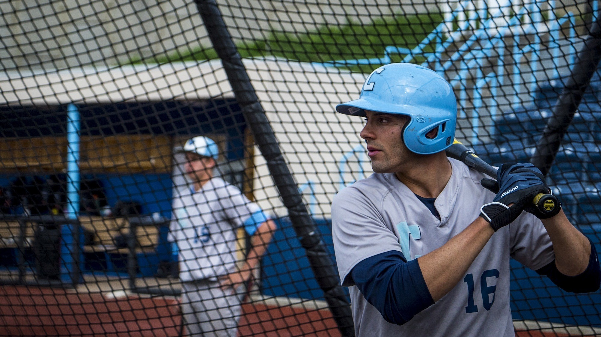The All-Ivy League Ex-Marine Trying to Make the Majors