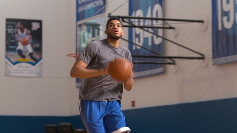 Karl-Anthony Towns' Final Days Before the Draft (Trailer)