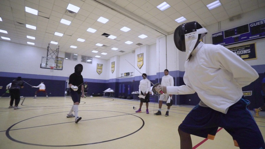 Uptown Fencing: Small Swords in Harlem
