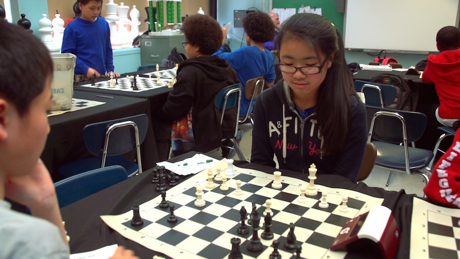 Queens of Brooklyn: The NYC Girls Dominating Youth Chess