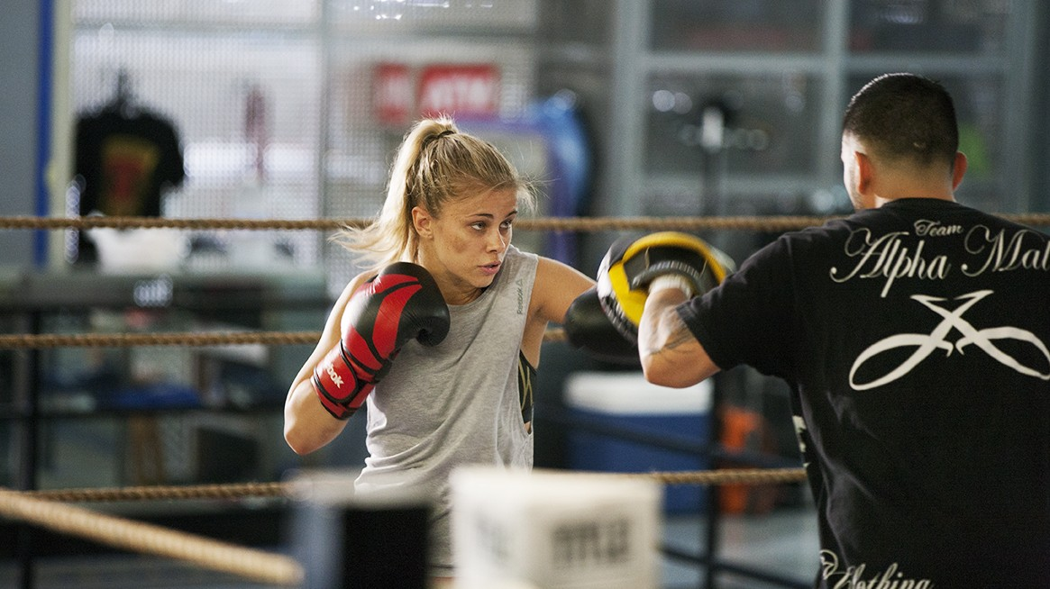 Inside the Ring: 360º Sparring with MMA Star Paige VanZant