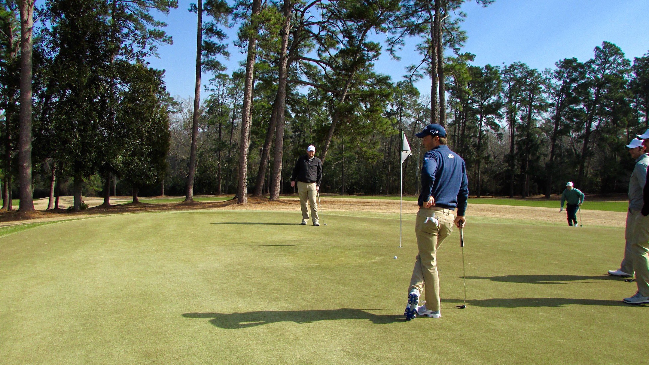 Kevin Kisner Preps for the Masters by Beating his Friends (Trailer)