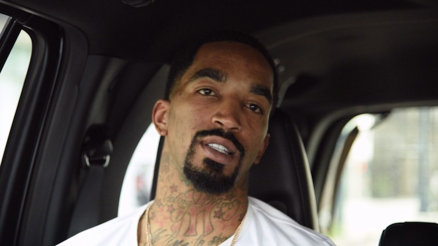 Ride Along: JR Smith On Playing With LeBron and Melo