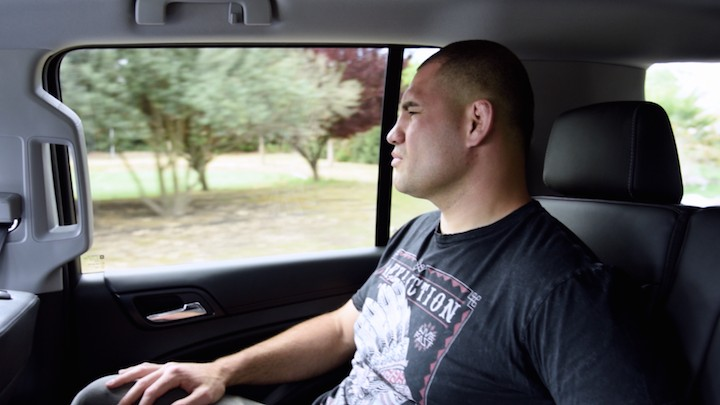Ride Along: Cain Velasquez on Learning to Fight and Brown Pride