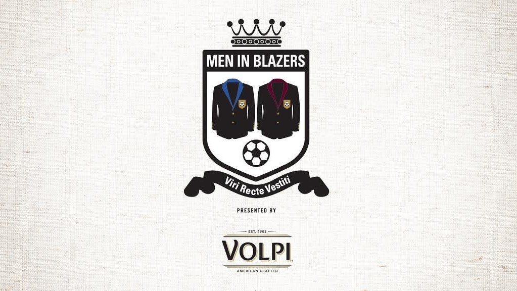 Men in Blazers Gents' of the Day: July 1, 2016