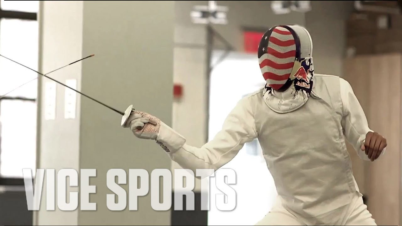 Olympian Miles Chamley-Watson is Reinventing Fencing