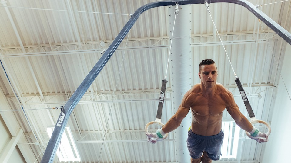 Training Day With Top Olympic Gymnast Jake Dalton