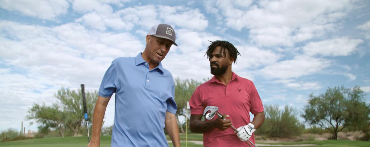 Phil Mickelson's Caddie Shows us How to Man the Bag