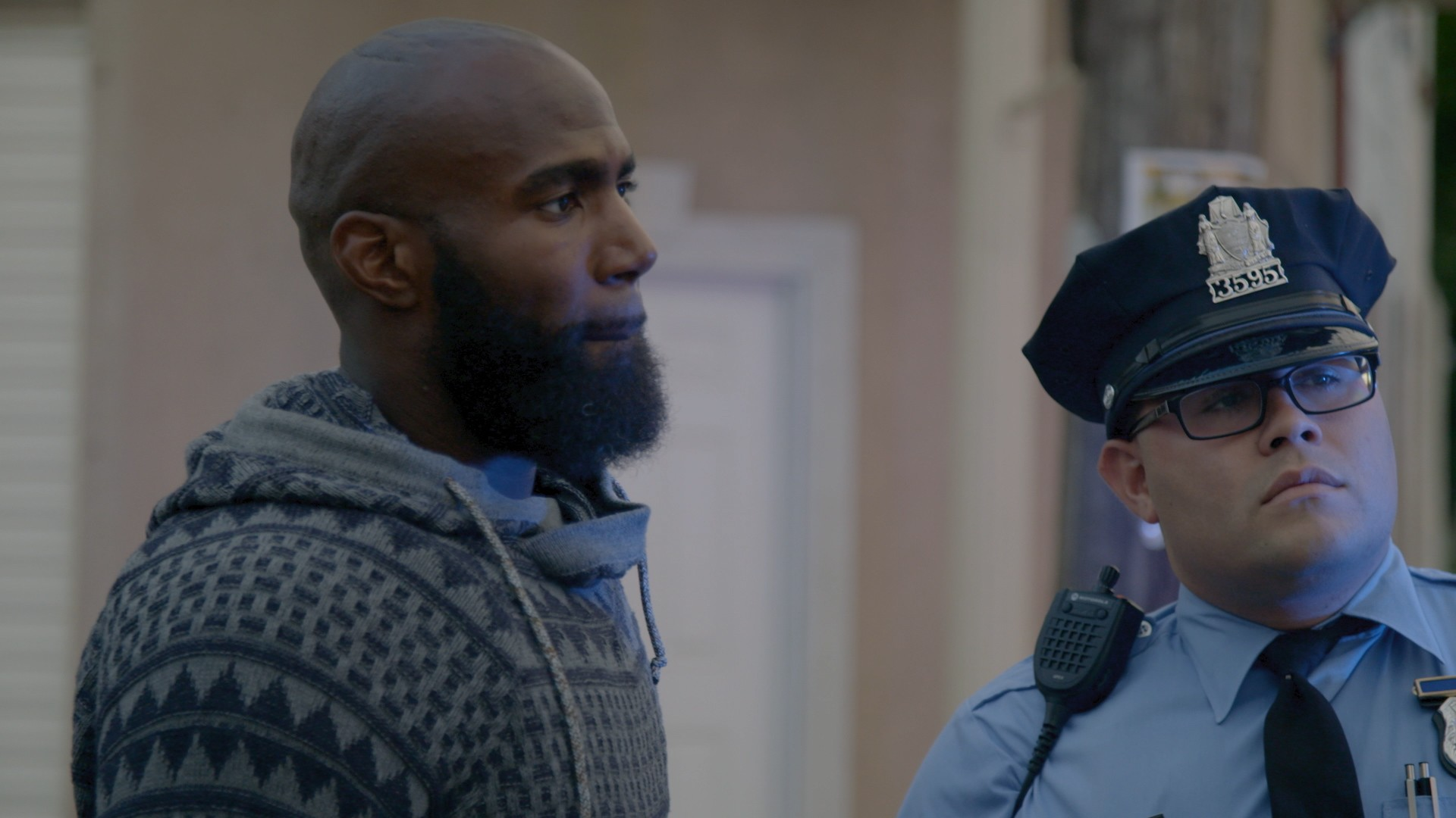 National Anthem Protestor Malcolm Jenkins Goes on a Ride Along with Philly PD (Trailer)