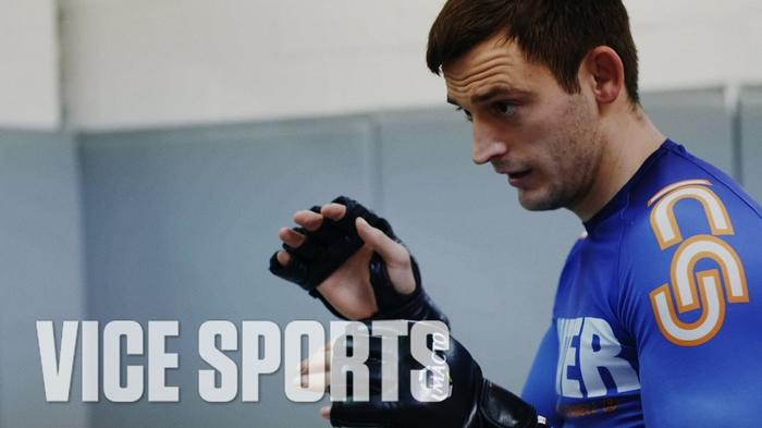 Hitting the Canvas With MMA Fighter Nick Osipczak