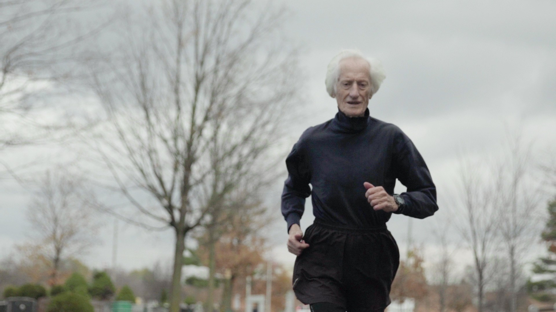 The 85 Year-Old Marathon Runner Beating Competition Half His Age