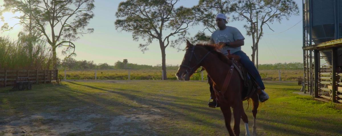 Yoenis Céspedes' Life on the Ranch