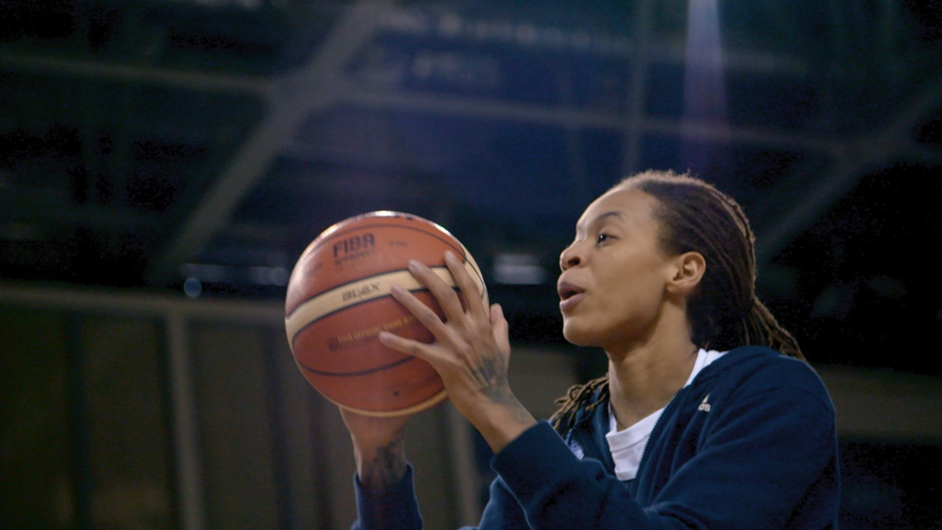 The Second Jobs of WNBA All-Stars: Seimone Augustus in Russia