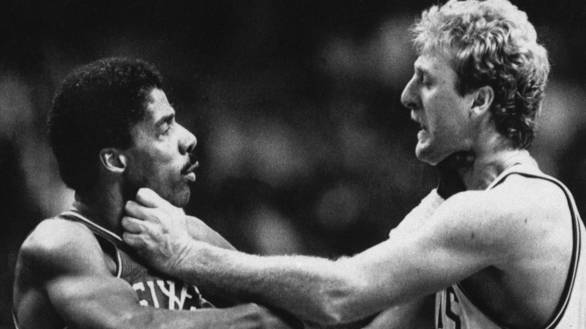Dr. J talks fighting Larry Bird and Playing at Rucker Park: Ride Along