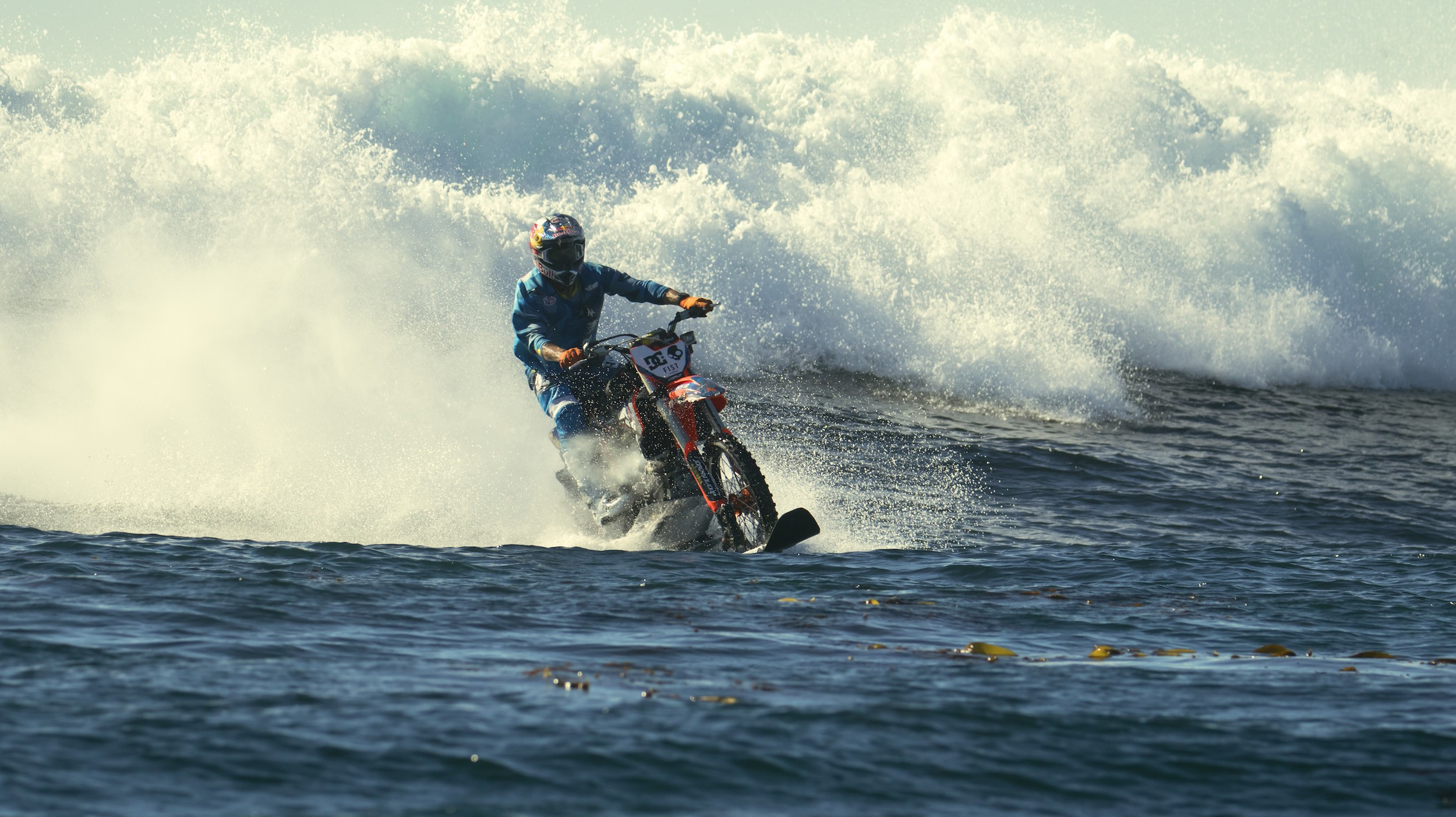 Pipe Dream 2: Robbie Maddison's Journey to Ride the World's Biggest Waves, in Partnership with Samsung