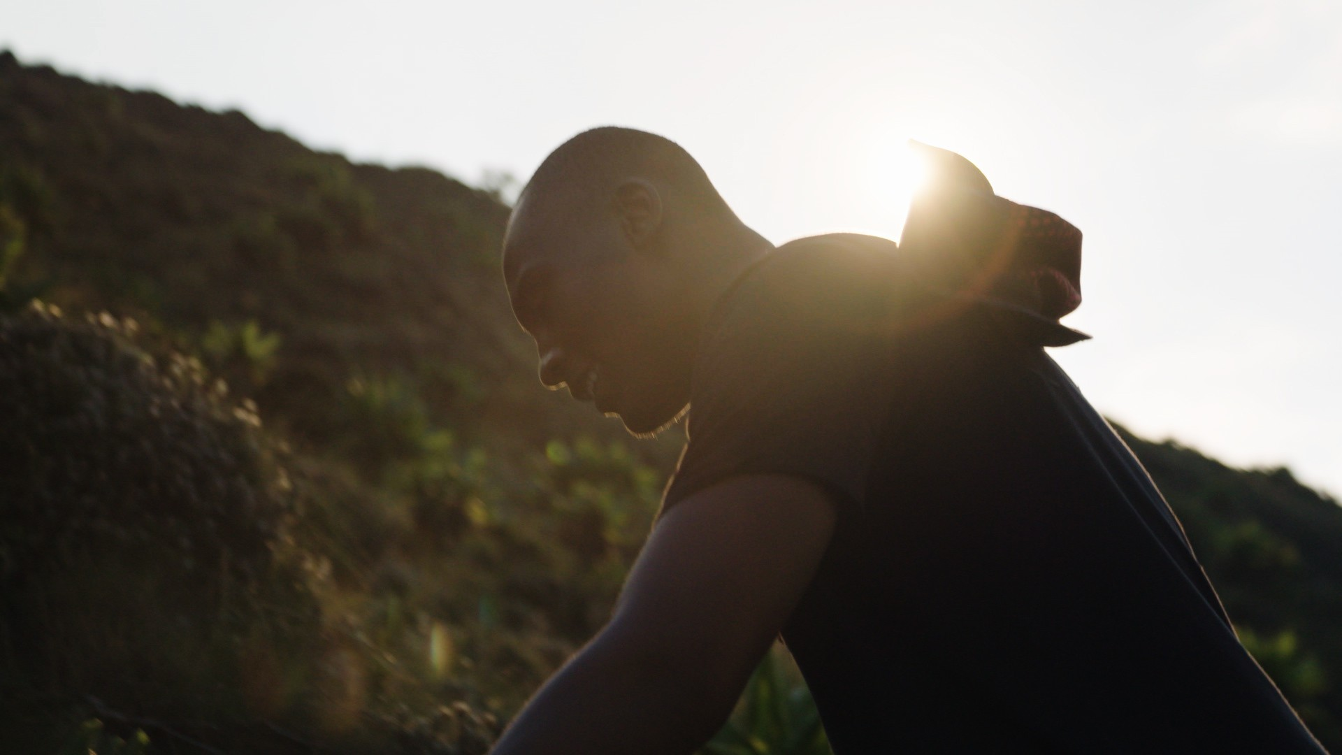 Climbing a Volcano with Bismack Biyombo